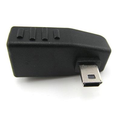 مینی USB 90 درجه